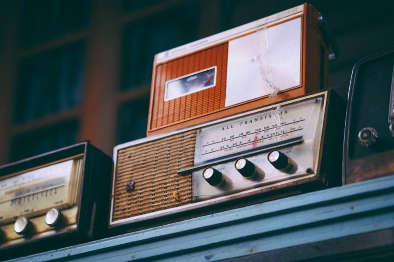 Vieux transistors