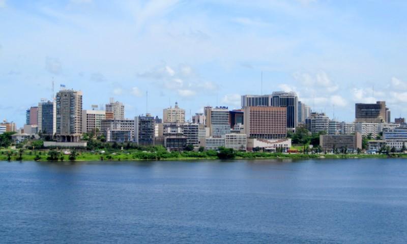 Le quartier du Plateau, Abidjan—Wikimedia Commons